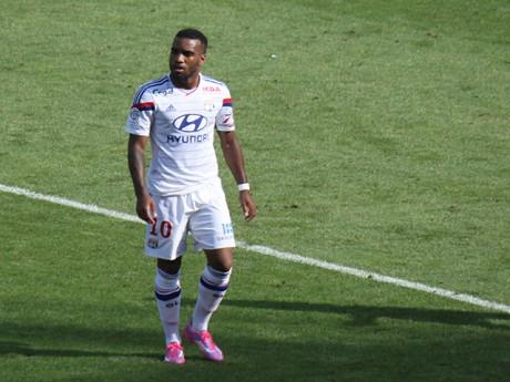 Alexandre Lacazette a repris le chemin de l'entrainement - Lyonmag.com