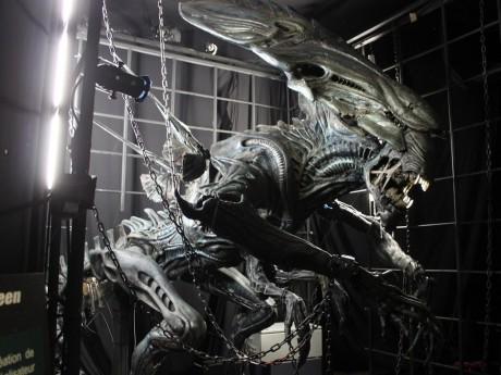L'expo Alien au musée Miniature et Cinema à Lyon - Lyonmag.com