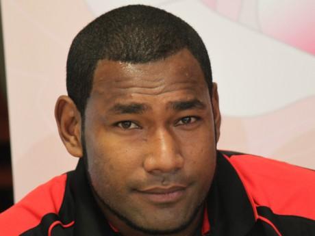 Fataféhi du LOU Rugby out pour 6 mois - Photo LyonMag.com