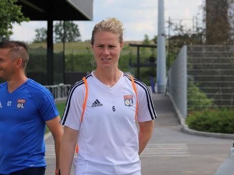 Amandine Henry et ses coéquipières affronteront le PSG - Lyonmag.com