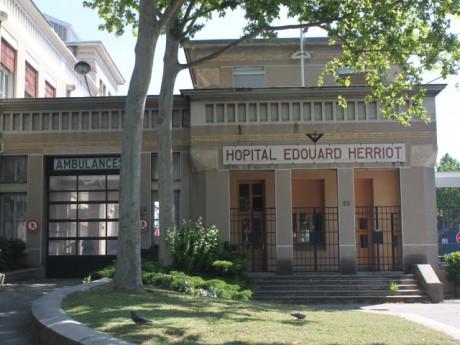 L'hôpital Edouard Herriot - Lyonmag.com