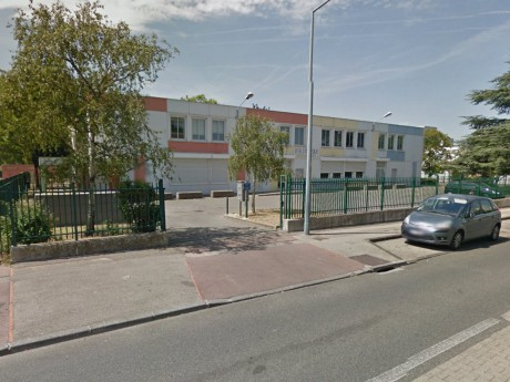 Le groupe scolaire Anatole France - DR Google Street View