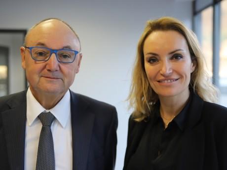 Gérard Angel et Christelle Bardet - LyonMag