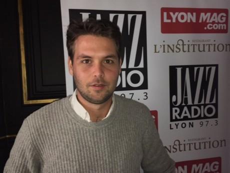 Guillaume de Chazournes - LyonMag