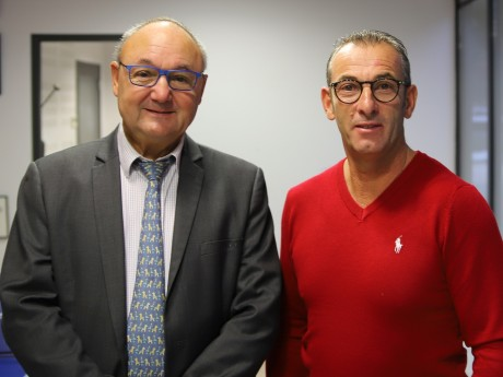 Gérard Angel et Christian Desbois - LyonMag