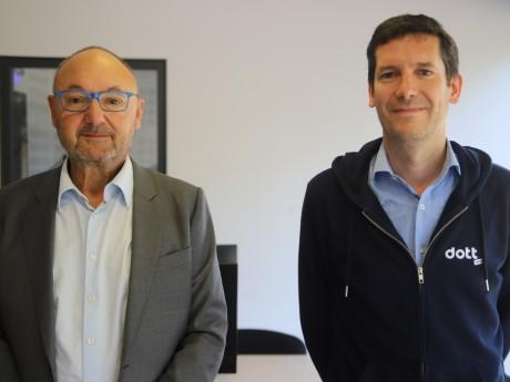 Gérard Angel et Matthieu Faure - LyonMag.com