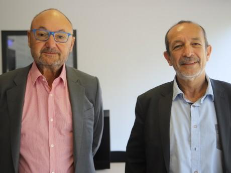 Gérard Angel et Jean-Charles Kohlhaas - LyonMag.com