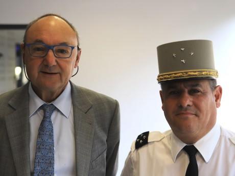 Gérard Angel et Philippe Loiacono - LyonMag