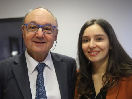 Gérard Angel et Alexandra Mathiolon - LyonMag