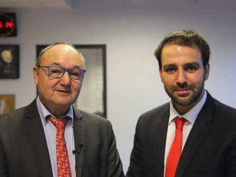 Gérard Angel et Antoine Mellies - LyonMag
