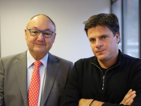 Gérard Angel et David Metaxas - LyonMag