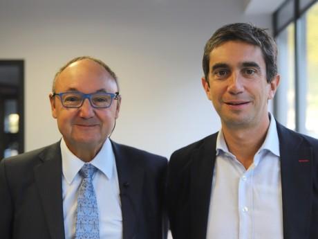 Gérard Angel et Yann Roubert - LyonMag