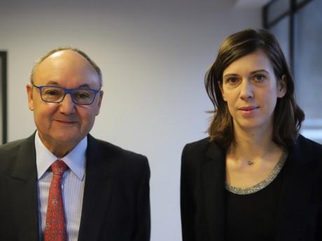 Gérard Angel et Sandrine Runel - LyonMag
