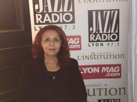 Djida Tazdaït - LyonMag
