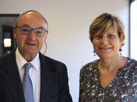 Gérard Angel et Béatrice Vessiller - LyonMag