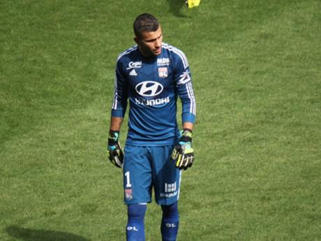 Anthony Lopes, le gardien de l'Olympique lyonnais - LyonMag.com