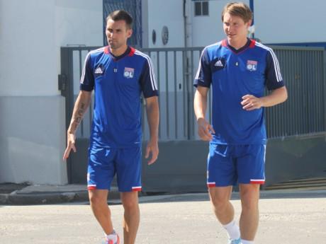 Après Kim Kallström, c'est Anthony Réveillère qui pourrait quitter l'OL selon L'Equipe - Photo Lyonmag.com/DR