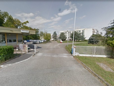 L'hôpital Antoine Charial - DR Google Street View