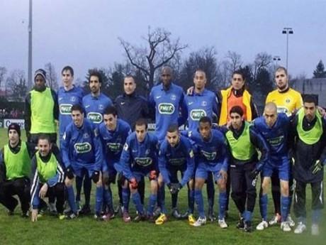 Les amateurs de l'AS Minguettes joueront à Vuillermet - DR Foot42.fr
