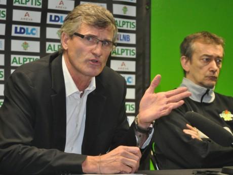 Gilles Moretton et Pierre Vincent - LyonMag.com