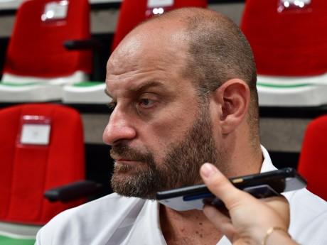 Zvezdan Mitrović, le coach de l'ASVEL - LyonMag