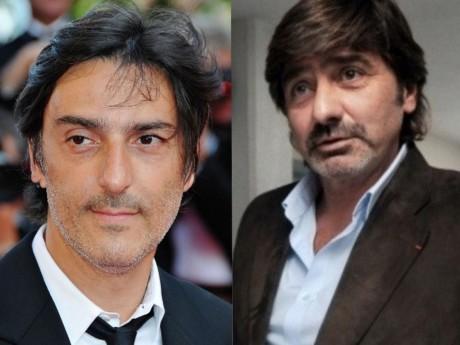 Yvan Attal et Michel Neyret - Montage DR