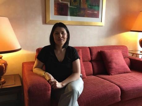 Audrey, la mère de Marin - LyonMag
