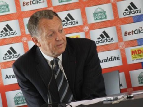 Jean-Michel Aulas, le président de l'OL - LyonMag
