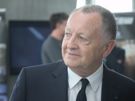Jean-Michel Aulas - LyonMag.com