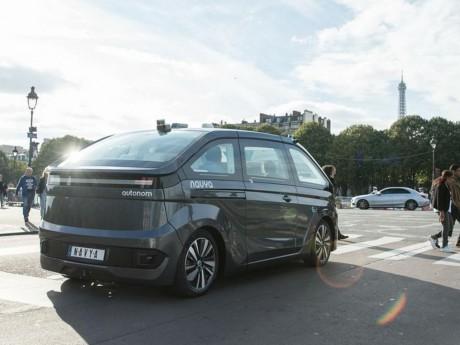 L'Autonom Cab - DR