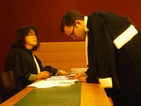 Le tribunal a mis l'affaire en délibéré au 28 février - Photo LyonMag
