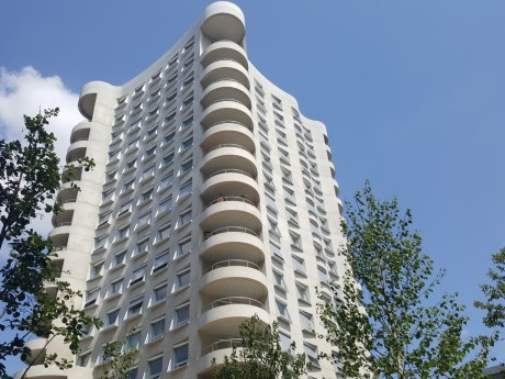 La tour Belvy d'Ynfluences Square - LyonMag