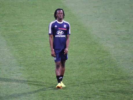 Koné a offert une belle occasion en seconde période - LyonMag