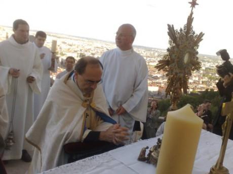 L'archevêque de Lyon pourrait devenir évêque de Rome, successeur de Saint-Pierre - Photo Lyonmag