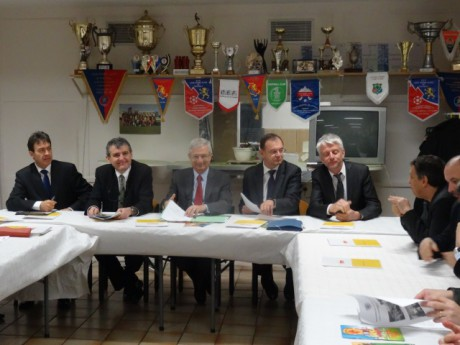 Claude Bartolone était accompagné notamment du député PS du Rhône Yves Blein - LyonMag