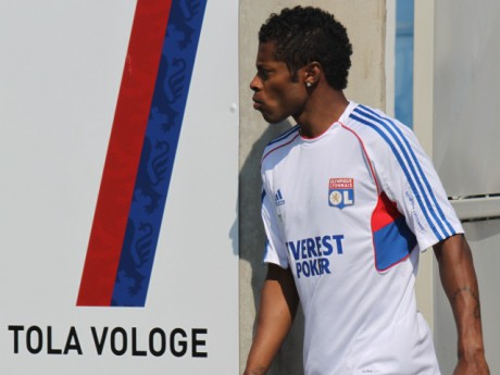Michel Bastos à Tola Vologe - Photo Lyonmag.com