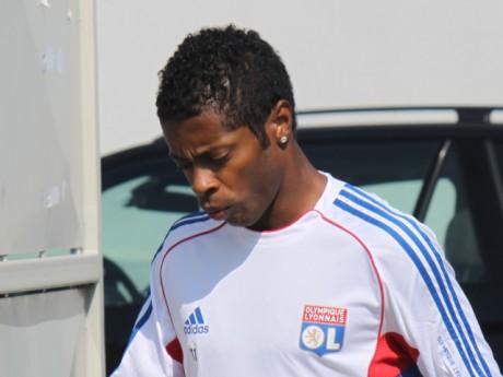 Michel Bastos a déjà marqué 3 buts cette saison, à quand le 4e? - Photo LyonMag