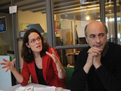 Emeline Baume et Etienne Tête - LyonMag