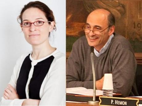 Emeline Baume et Etienne Tête - DR