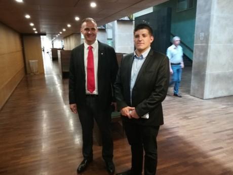 Alexandre Gabriac et Yvan Benedetti - Lyonmag.com