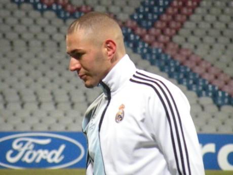 Karim Benzema toujours à la peine en Bleu - Photo Lyonmag