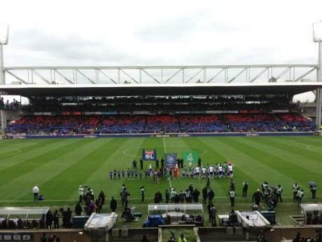 Un derby qui a occasionné des débordements - LyonMag