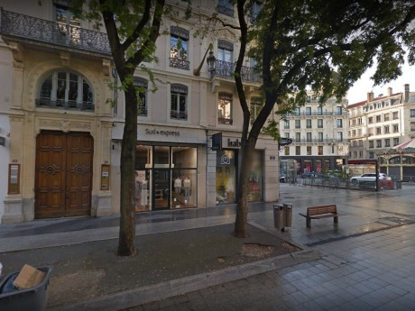 La bijouterie dans les étages de cet immeuble rue de la Ré - DR