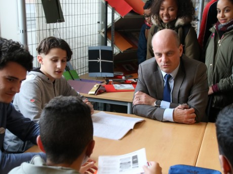 Jean-Michel Blanquer ce lundi dans le Rhône - LyonMag