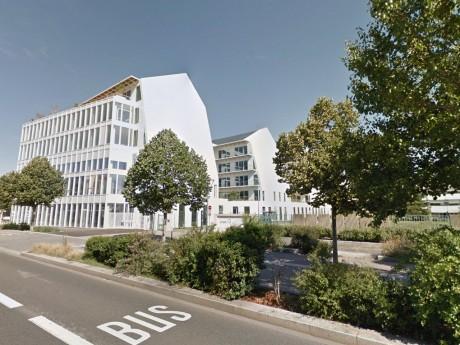 Le siège de Boehringer Ingelheim à Lyon - DR