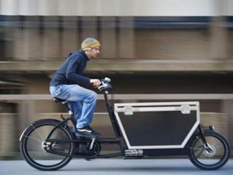 DR/Boîtes à vélo Lyon Métropole