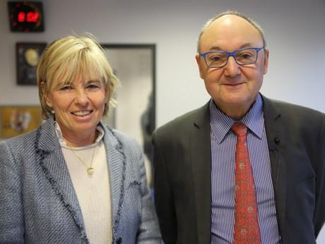 Patricia Bollard et Gérard Angel - LyonMag