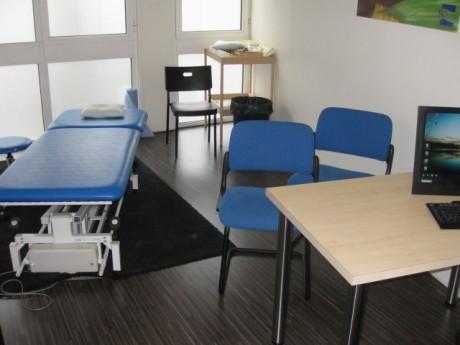 Une salle de consultation de la clinique - LyonMag