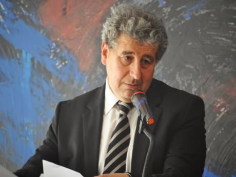 Khaled Bouabdallah le président de l'Université de Lyon - LyonMag