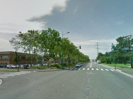 DR- Google Street View
